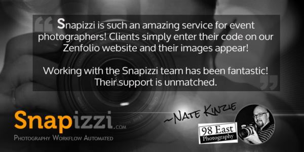 98East Snapizzi testimonial